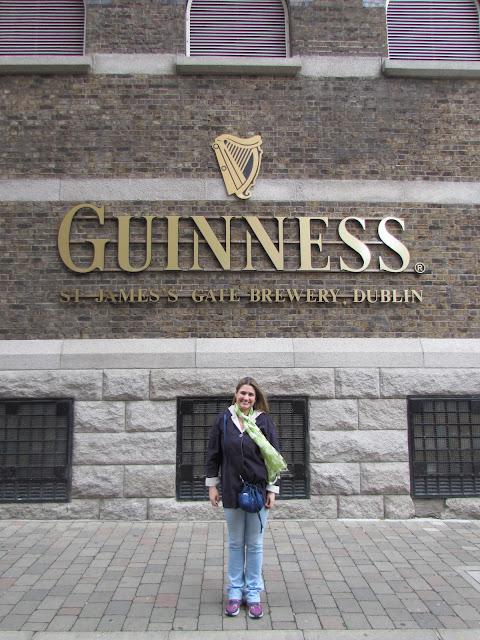 Cervejaria Guinness.