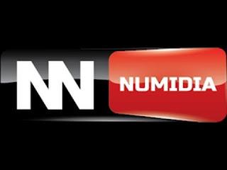 Numidia TV fréquence Nilessat et Badr