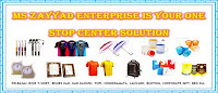 MS ZAYYAD ENTERPRISE IS YOUR ONE STOP CENTER SOLUTION