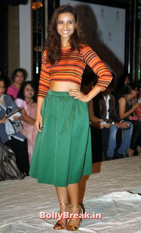 Patralekha, LFW 2014 Pics  - Lakme Fashion Week 2014 Photo Gallery