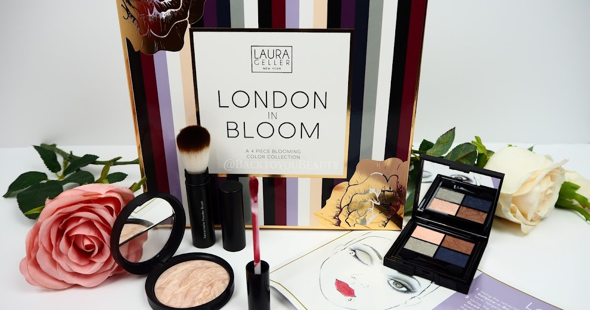 Laura Gellar Launches the London in Bloom Collection