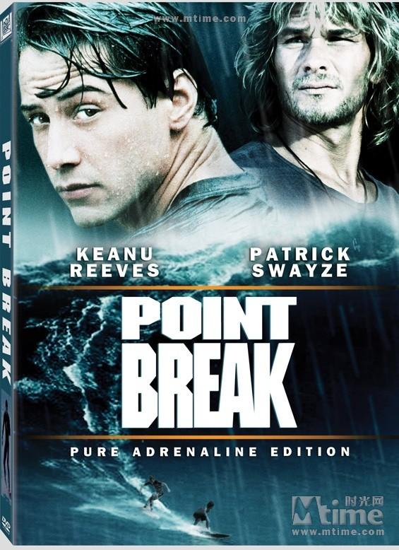 Point Break คลื่นบ้ากระแทกคลื่นบ้า [HD][พากย์ไทย]