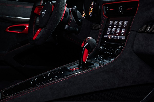 Interior Porsche 911 GT3 Techart