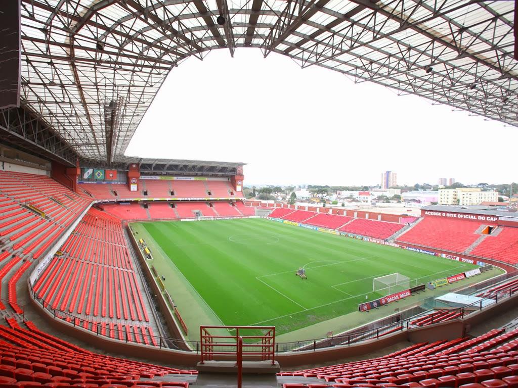 Arena da Baixada - Curitiba - Paraná - Brazil - World Cup 2014