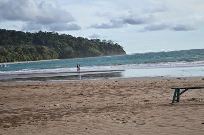 Pantai Timur Pangandaran :)