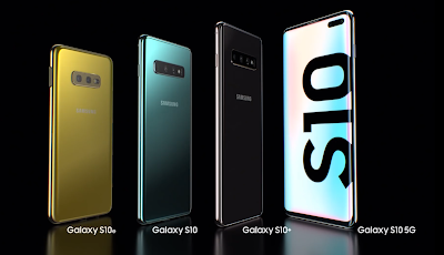 Samsung Galaxy S10 5G, Samsung Galaxy S10+, Samsung Galaxy S10e, user manual guide tutorial setup settinngs