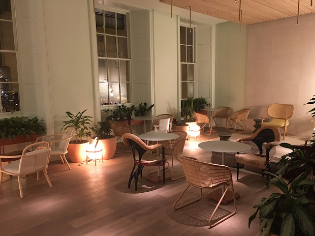 Eden Locke - ground floor relaxation area / lounge, shared with Hyde & Son