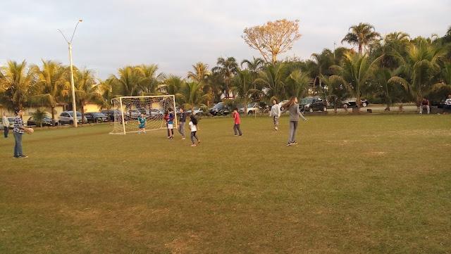 Pousada com campo de futebol em Olímpia SP
