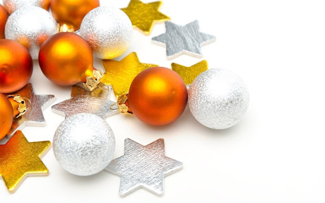 Merry Christmas Ornaments Wallpapers For Desktop 2016
