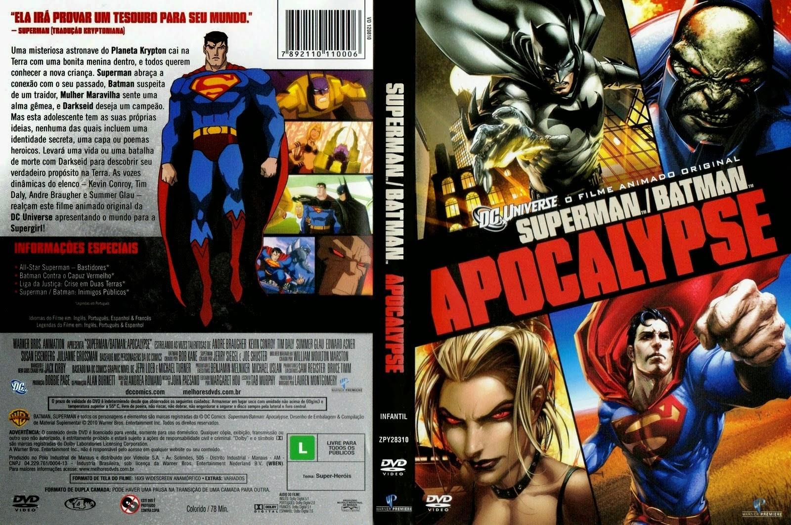 Superman e Batman Apocalypse