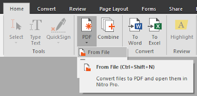 create pdf from file