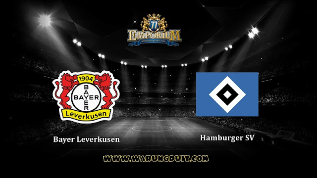 Prediksi Bola Bayer Leverkusen VS Hamburger SV 24 September 2017