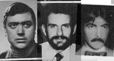 CASO ALMERÍA. Luis Montero, Luis Cobo y Juan Mañas fueron asesinados por la Guardia Civil.