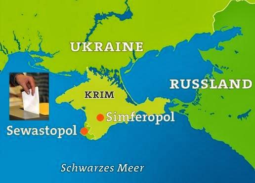 Russland Krim
