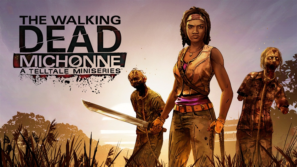 The Walking Dead Michonne Episode 1 Download Poster