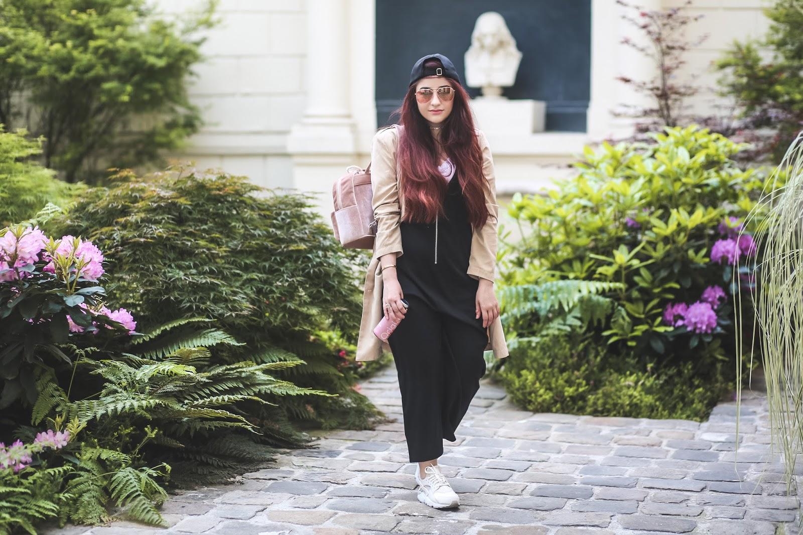 salopette oversize blog mode paris