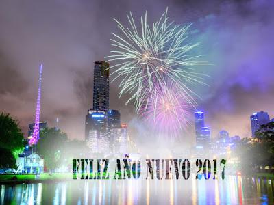 Feliz Año Nuevo 1024x768 Wallpaper 2017