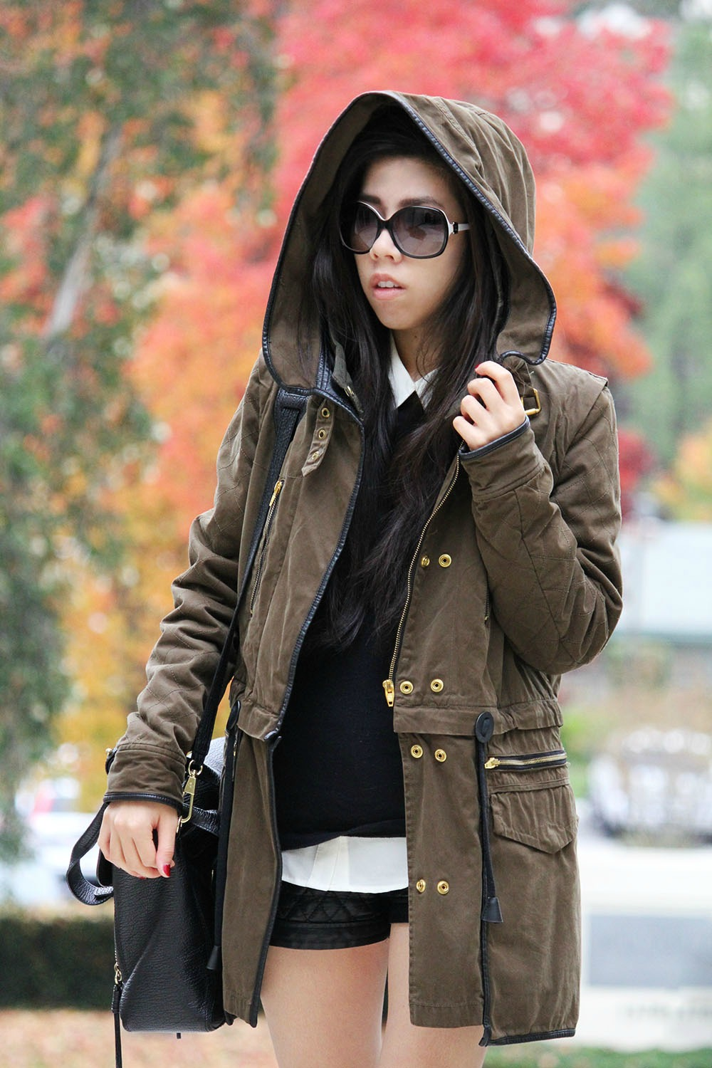 What I wore to UCSD_Student Pharmacist_School of Pharmacy_Adrienne Nguyen_Invictus