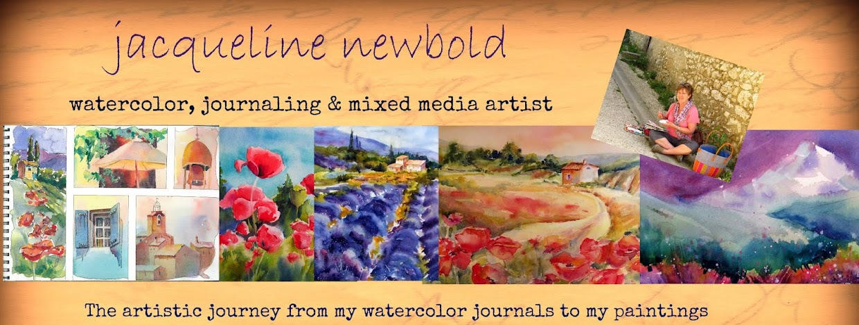 Art in my Heart, Jacqueline Newbold