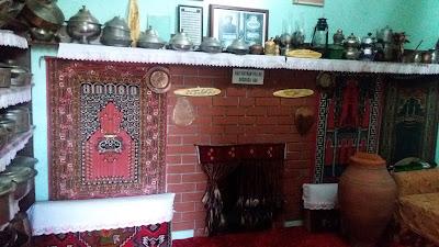 Hacı Bayram Veli Hazretlerinin ankaradaki Doğduğu Evin doğduğu oda