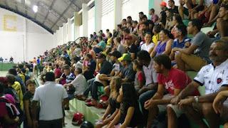 Ginásio Municipal é revitalizado em parceria com desportistas picuienses e entregue a comunidade