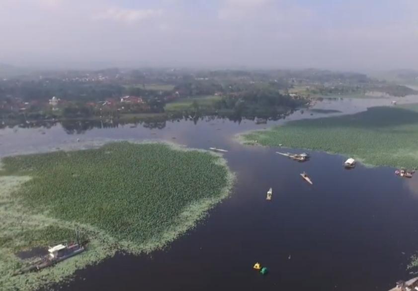 danau situ bagendit garut