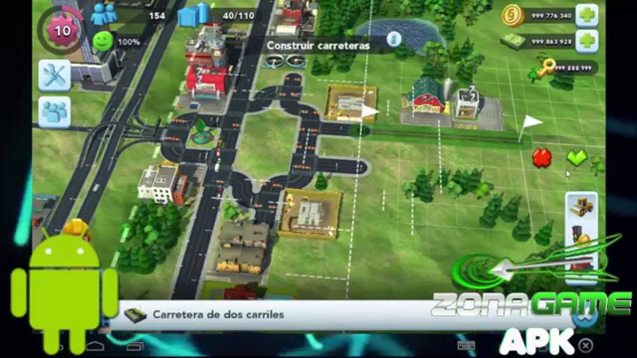 SimCity BuildIt v1.13.10.45508 MOD APK ~ Download PC and