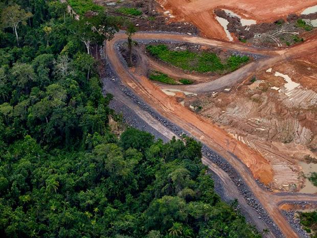 Amazônia Antropizada
