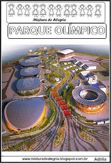 Imagem do Parque olímpico