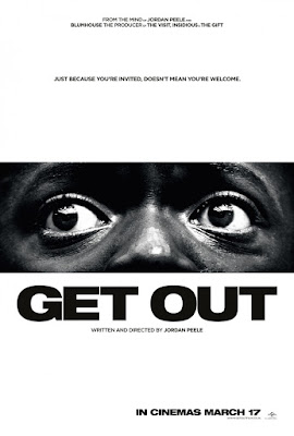 Get Out Movie Poster 3