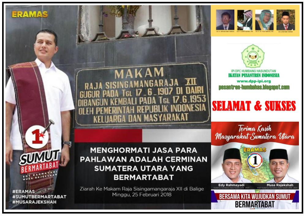 Eramas Menang Telak di Rekapitulasi Pilgubsu KPU Batubara