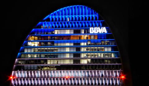 BBVA City - La Vela