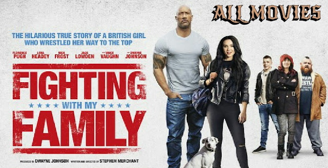 Fighting With My Family Movie pic