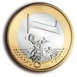 mata uang logam eropa