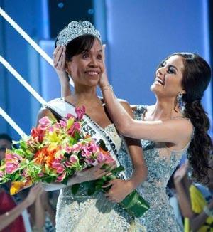 Aleng Dionisia a.k.a. Miss Angola