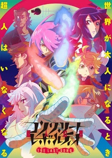 Concrete Revolutio: Choujin Gensou - The Last Song Episódios Online