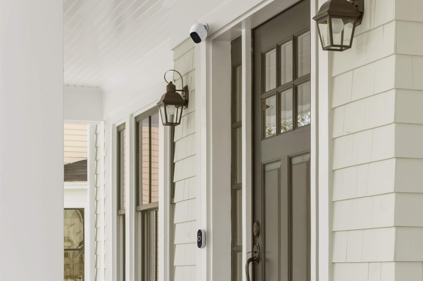 Arlo Unveils Pricing And Availability Of All New Wire Free Smart Wiring Door Chimes In Parallel The Audio Doorbell Chime Build On Success Our Camera Systems By Allowing Users To Easily Engage With Entryway Visitors From