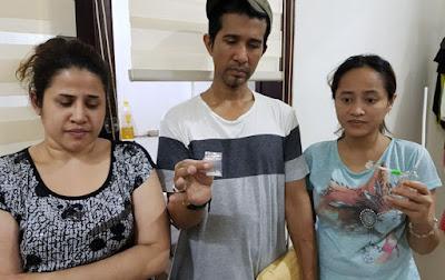 Anak Elvy Sukaesih Ditangkap Polisi karena Narkoba