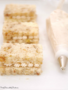 Baking Day: Banana Nut Tea Sandwiches