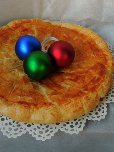 Moka Galette des rois, Mocha KIng's Cake