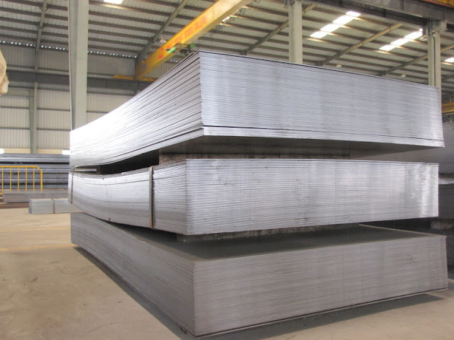 Thép tấm kiện - Prime hot rolled steel plates