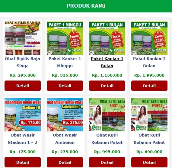 Agen Resmi Denature Indonesia: Agen Resmi Obat Herbal De ...