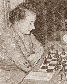 La ajedrecista catalana Júlia Maldonado