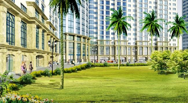 Chung cư Royal City