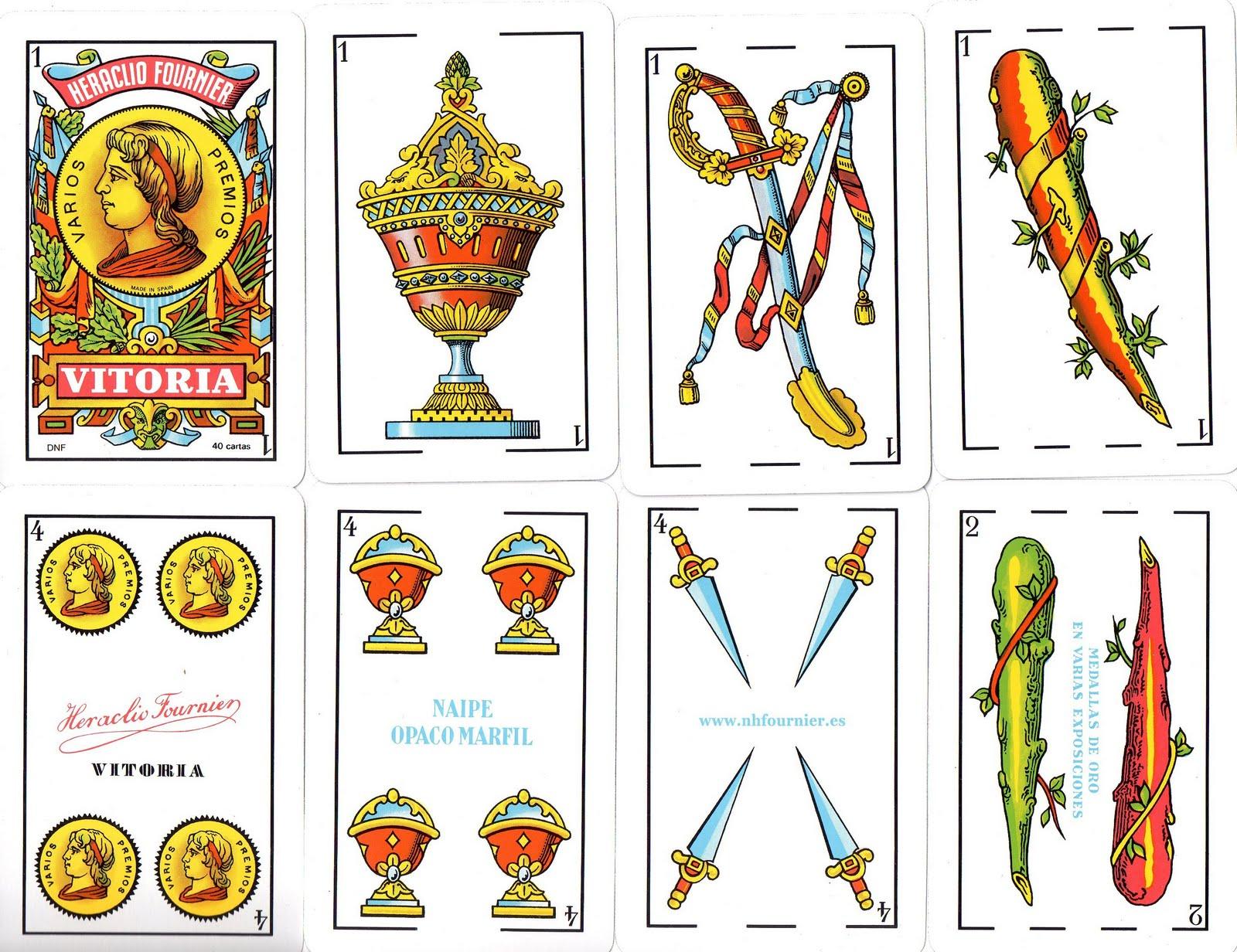cartas españolas gratis tarot naipe español