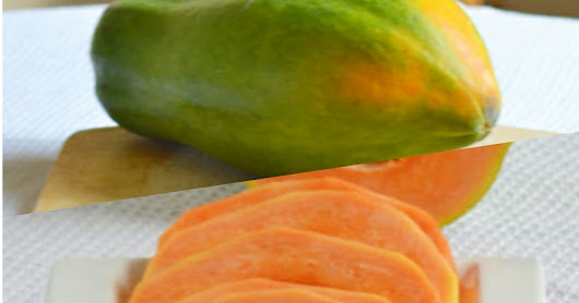 The Healthy Benefits of Pawpaw or Papaya