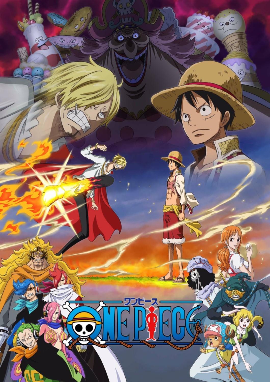 One Piece วันพีซ ซีซั่น 19 เกาะโฮลเค้ก ตอนที่ 777-(ตอนล่าสุด) ซับไทย