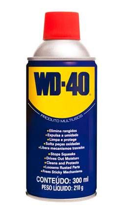 Blog do Wilson Roque: WD-40 e seus usos