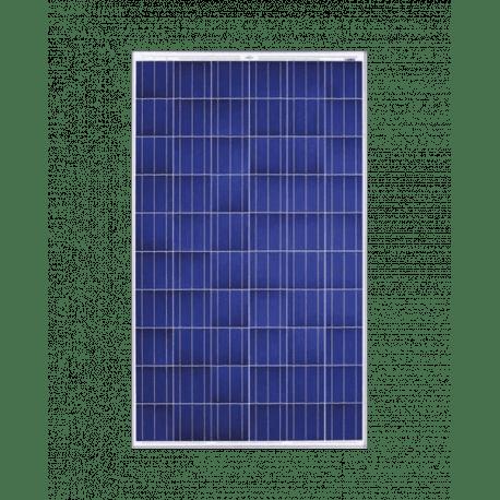 أنواع ألواح الطاقة الشمسية - الألواح الشمسية متعددة الكريستالات البولي