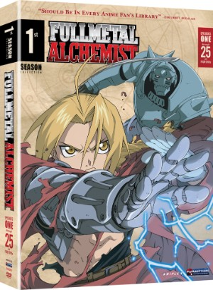 DubSub - Anime Reviews: Fullmetal Alchemist Season One Anime Review